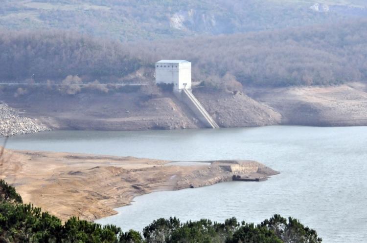 Baraj'da Doluluk Oran %15'e Geriledi