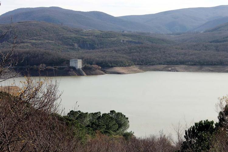 Barajda Doluluk Yüzde 50'ye Düştü