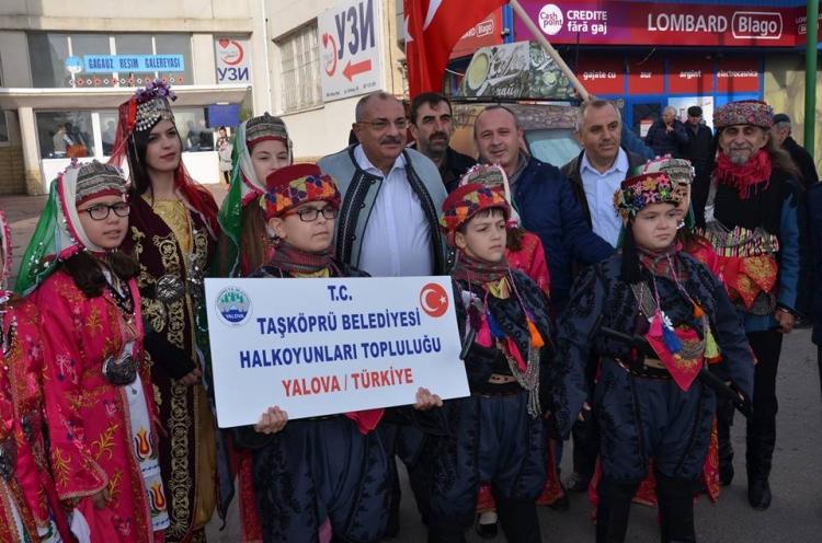 Başbakan Yardımcısı Türkeş'ten Taşköprülü Çocuklara Övgü