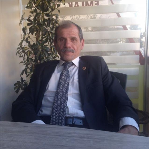 Başkan CHP'den İstifa Etti