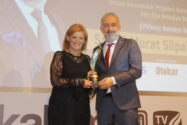 Çiftlikköy Belediyesi'ne Bir Ödül Daha
