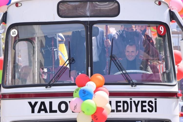 Başkan Sürdü Çocuklar Eğlendi