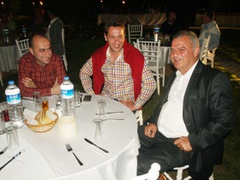 Başkan Dağ, Sultaniyespor Gecesinde