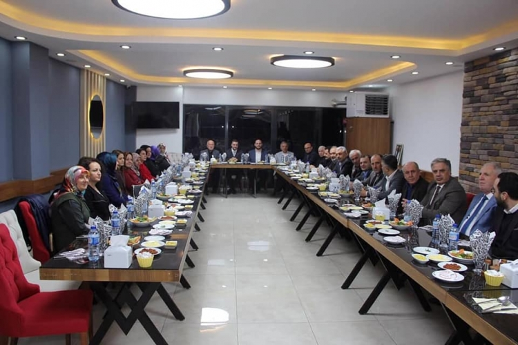 Başkanlar Tek Masada Toplandı
