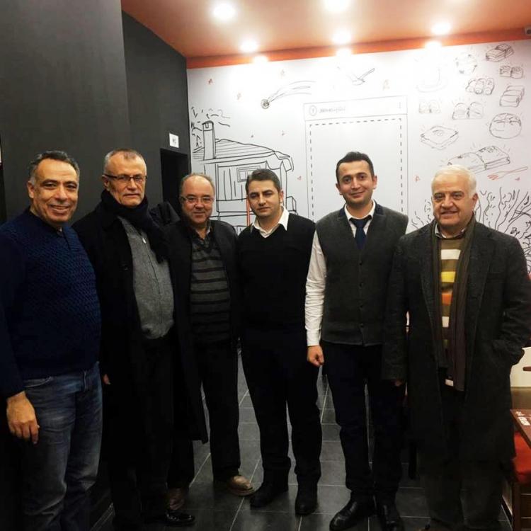 Becan Yalova Sütlüsü Bursa Şubesi'ni Ziyaret Etti