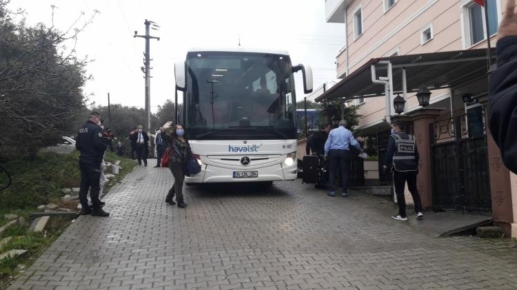 Belarus'tan Gelen Öğrenciler Yalova'da Karantinaya Alındı