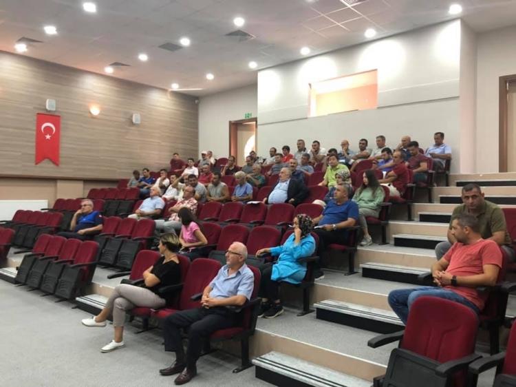 Belediye Personellerine İlkyardım Eğitimi