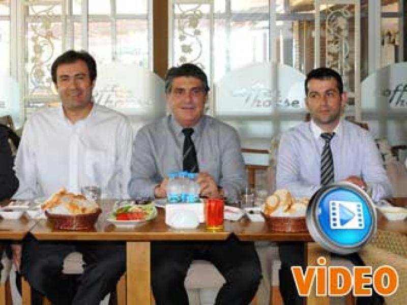 Beşiktaş Başkan Adayı Serdal Adalı Yalova'da
