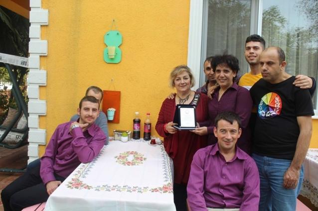Bikamder Yöneticileri Umut Evi'ni Ziyaret Etti