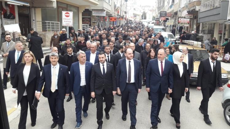 """""""Biz Değil Çınarcık Kazanacak"""""""