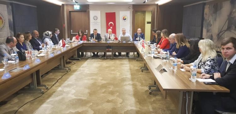 Bölge Odaları İşbirliği Ağı Toplantısı, Yalova'da Gerçekleşti