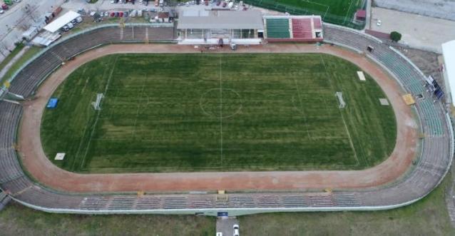 Atatürk Stadyumu Yeniden Tadilata Alınacak