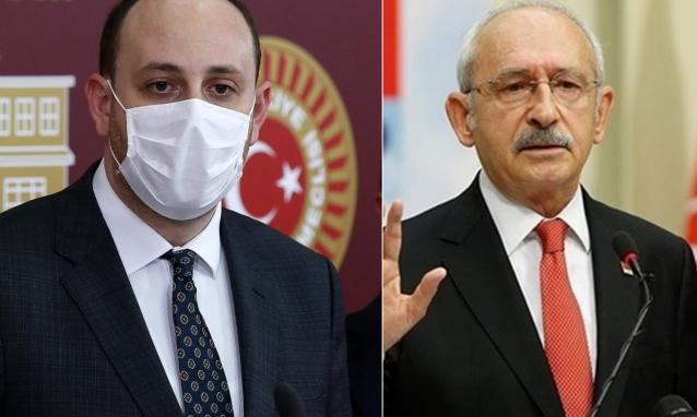 Büyükgümüş'ten Kılıçdaroğlu'na Tepki