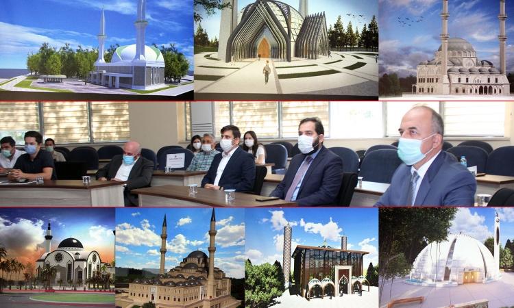 Camiye Yalova Halkı Karar Verecek