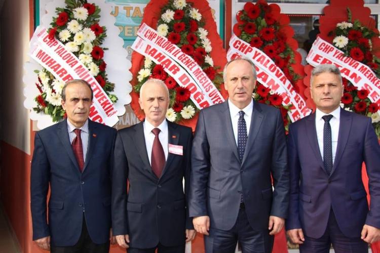 CHP Altınova Kongresini Yaptı