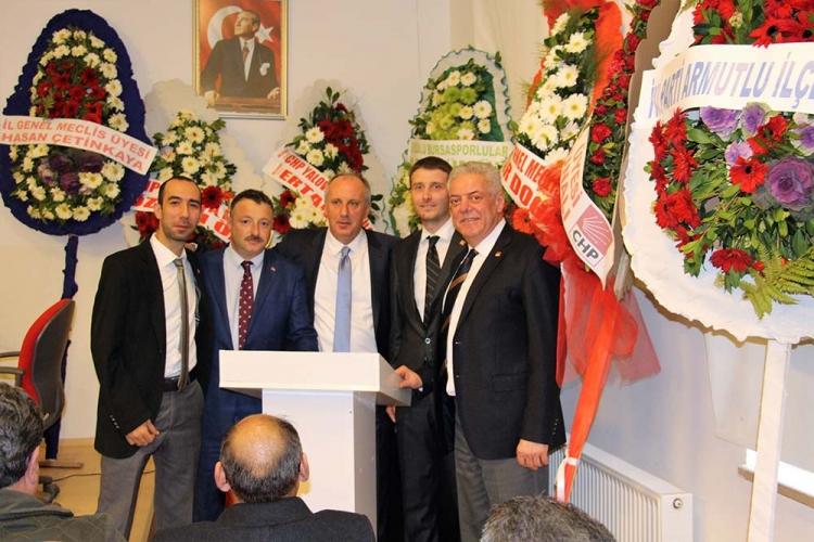 CHP Armutlu Ve Termal Yönetimlerini Belirledi