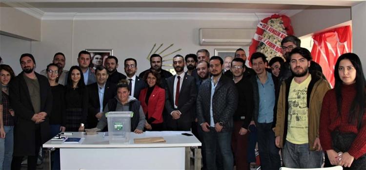 CHP Gençlik Kolları Kongreleri Sürüyor