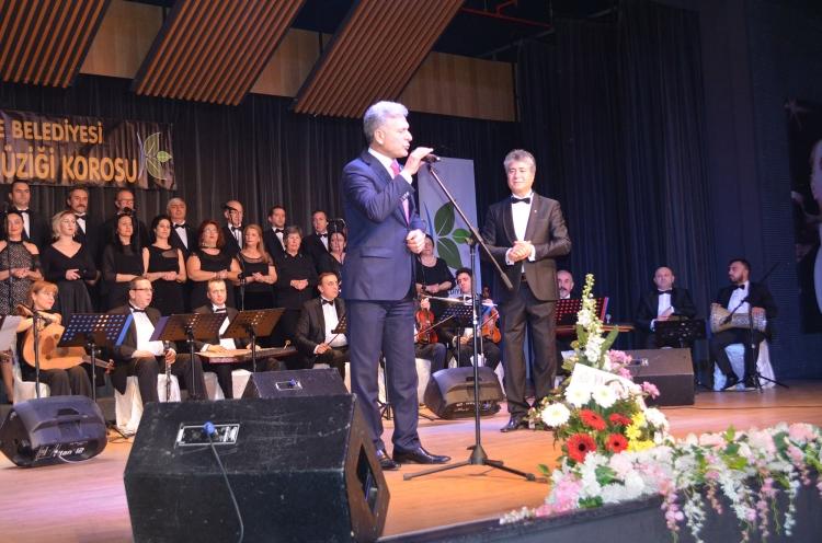 Kaytazdere Belediyesi TSM Korosundan Muhteşem Konser