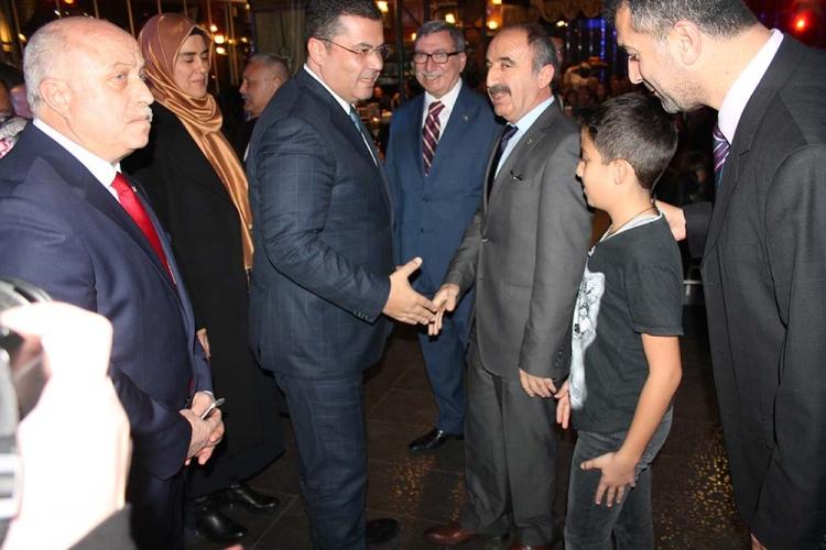MHP Gaziantep Milletvekili Ersoy Yalova'daydı