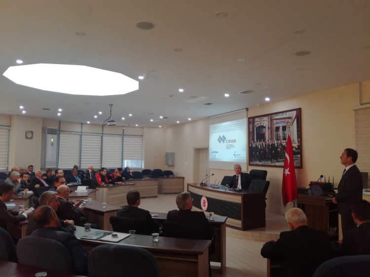 SGK Ve İşkur'dan Taşeron İşçilere Eğitim
