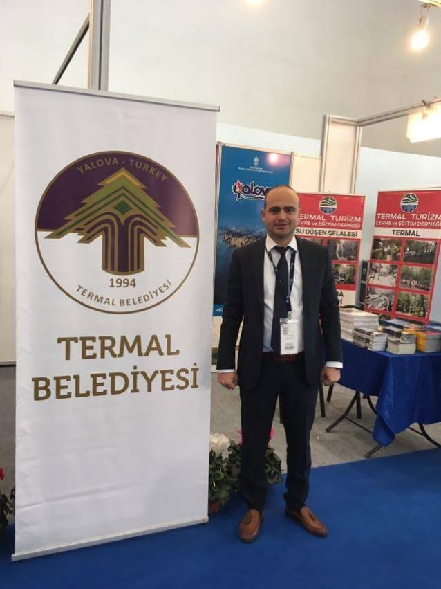 Termal, Yalova'yı Travel Turkey'de Tanıtıyor