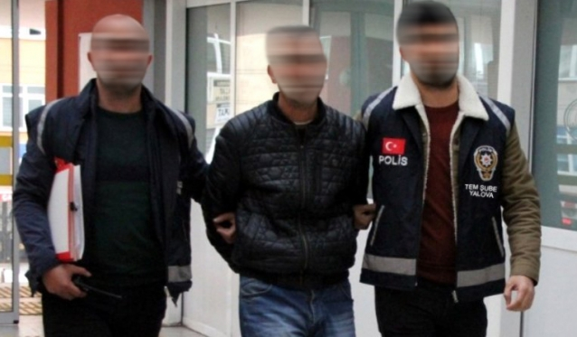Cezaevi Firarisi Çiftlikköy'de Yakalandı