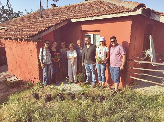 CHP'li Gençlerden Örnek Proje