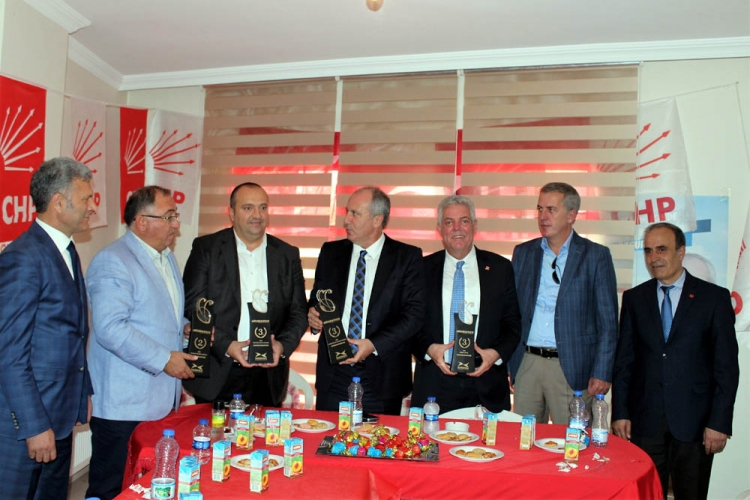 CHP Altınova İlçe Başkanlığı Danışma Meclisi Toplantısı Yapıldı