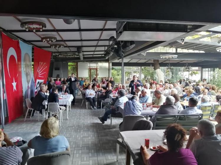 CHP Danışma Toplantısını Gerçekleştirdi