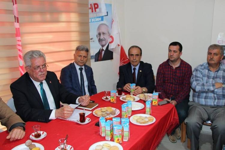 CHP Genel Başkanlık İçin Tek Yürek