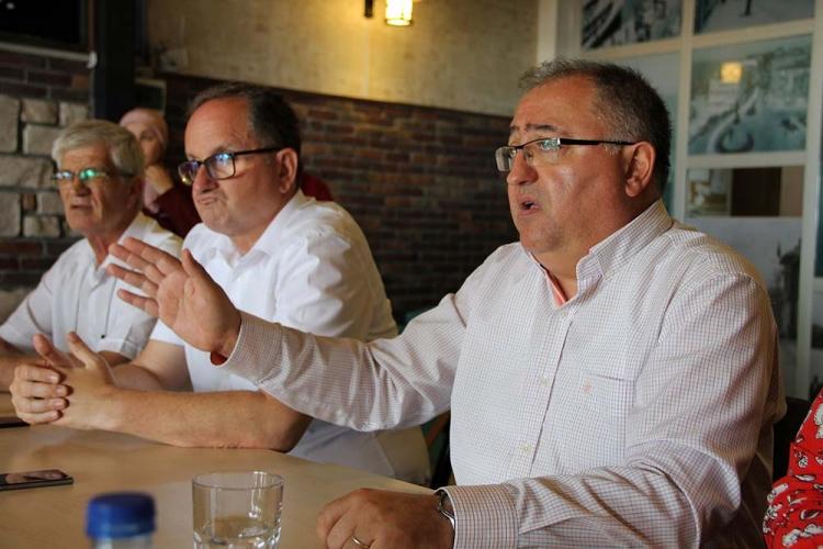 CHP Genel Merkezi Talebi Geri Gönderdi