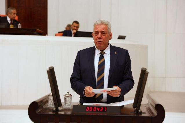 CHP Kanadı Duruma Tepki Gösterdi