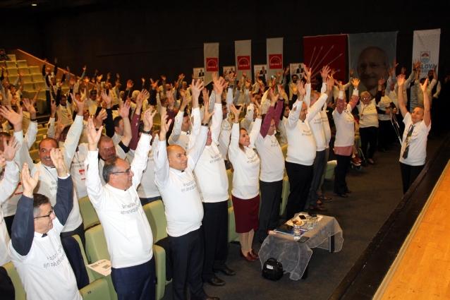 CHP Spor Kurulu Yalova'da Toplandı