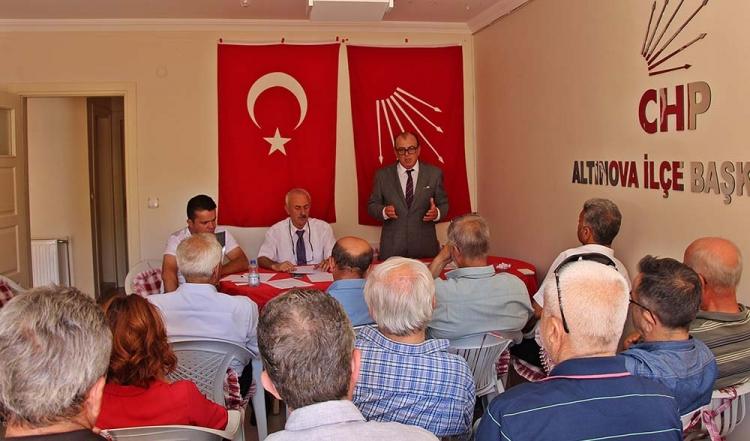 CHP Yerel Seçimlere Kilitlendi