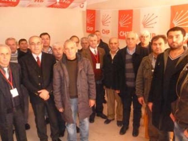 CHP Altınova Belediye Başkan Adayı İsmail Toprak Oldu