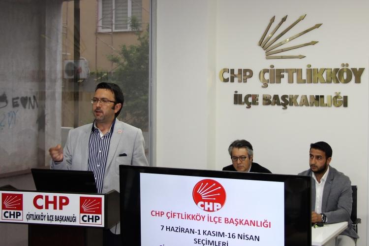 CHP'de Danışma Kurulu Toplantıları Sürüyor