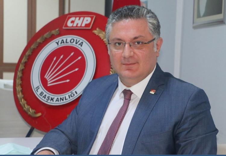 CHP'den Belediyeye Tepki