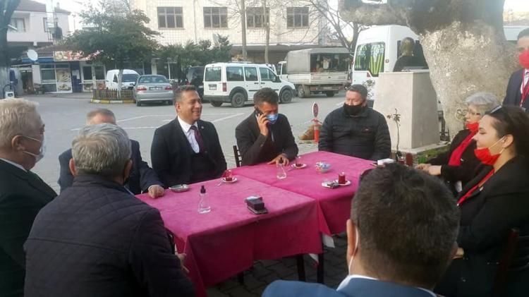 CHP'den İnce'nin Köyü'ne Çıkarma