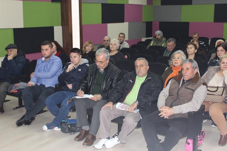 CHP'den Sandık Görevlilerine Eğitim