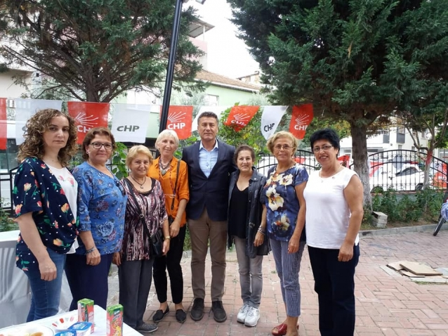 CHP'li Kadınlar Orhangazi'de Buluştu