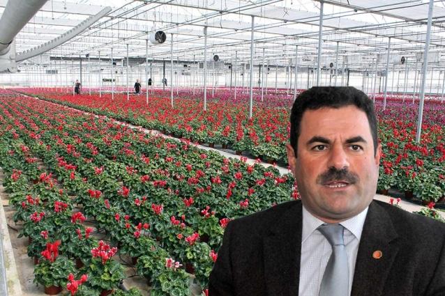 Çiçek Üreticisi Artan Maliyetten Kaygılı