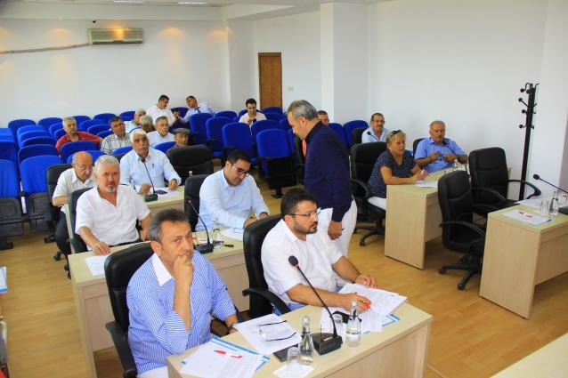 Çiftlikköy Belediye Meclisi Ağustos Oturumu Yapıldı