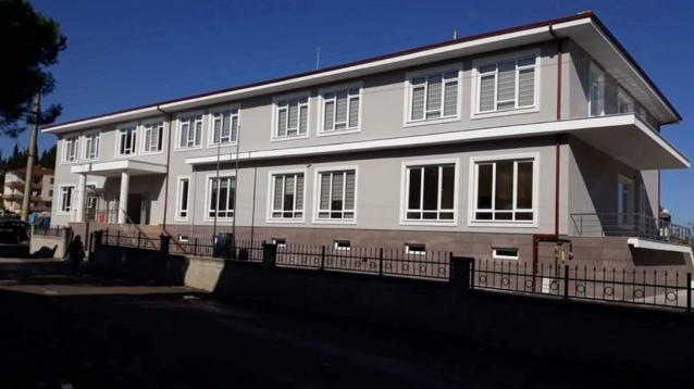Çiftlikköy Halk Eğitim Müdürlüğü'ne Yeni Bina