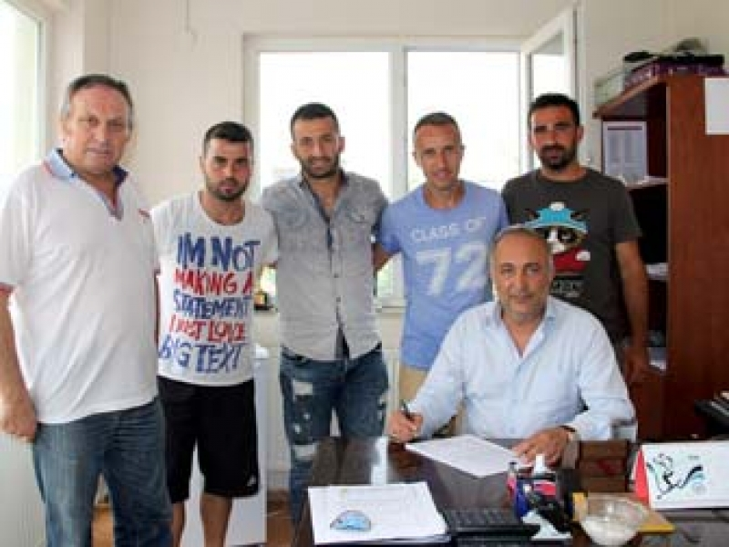 Çiftlikköy Belediyespor'da Hedef Şampiyonluk