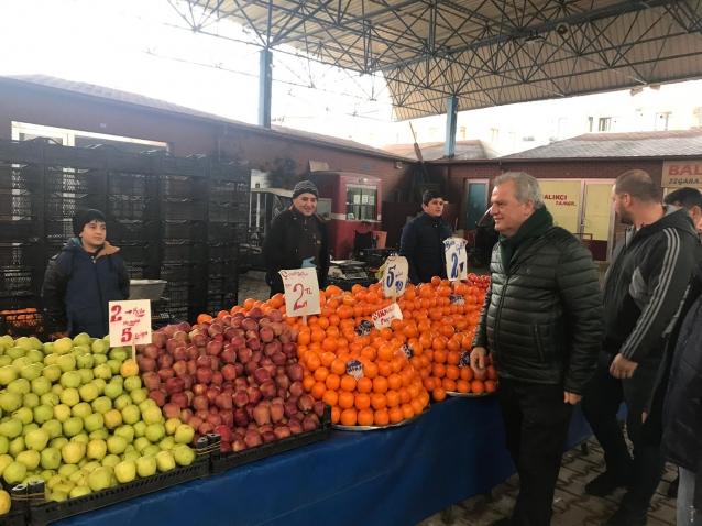 """""""Çiftlikköy'daha Modern Bir İlçe Yapmaya Geliyoruz"""""""