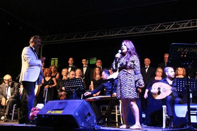 Çiftlikköy'de Muhteşem Türk Sanat Müziği Konseri