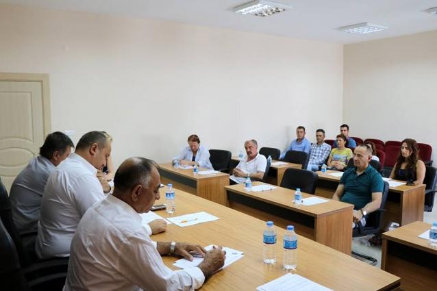 Çınarcık Belediye Meclisi Toplandı
