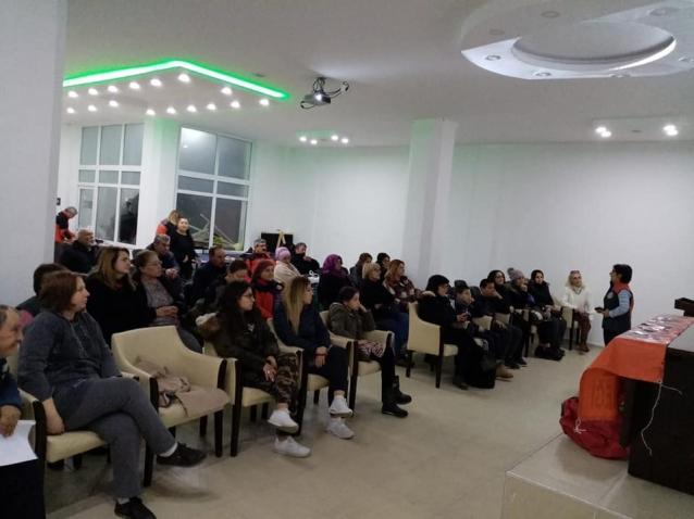 Çınarcık'ta Mag Eğitimleri Devam Ediyor