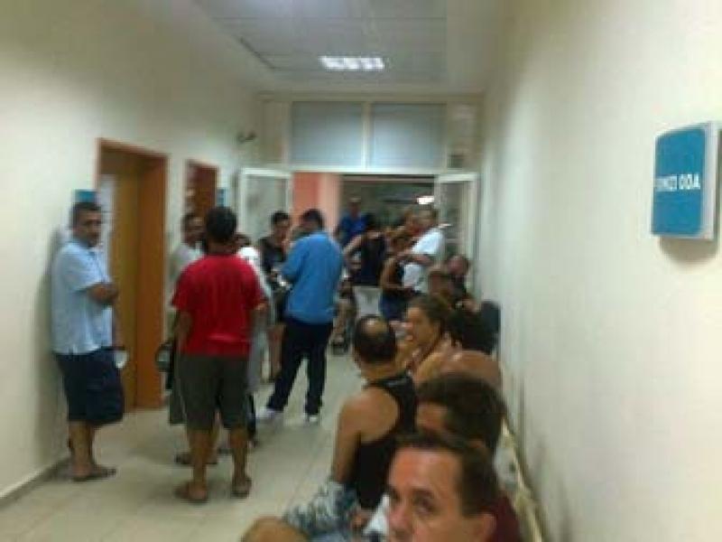 Çınarcık'ta Hastane Doldu Taştı