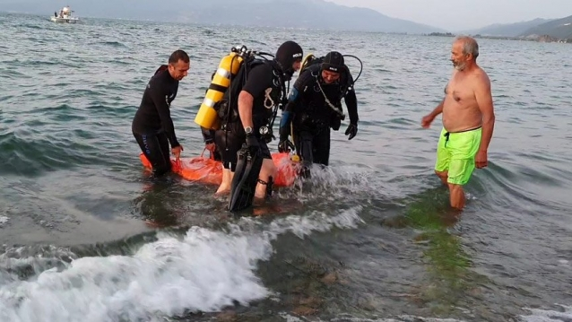 Deniz Polisi 2 Kişinin Cansız Bedenine Ulaştı